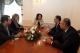 Predsednica Atifete Jahjaga je primila guvernera CBK, Bedri Hamza